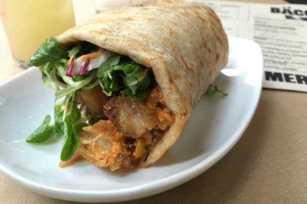 Baco Mercat Restaurant Review
