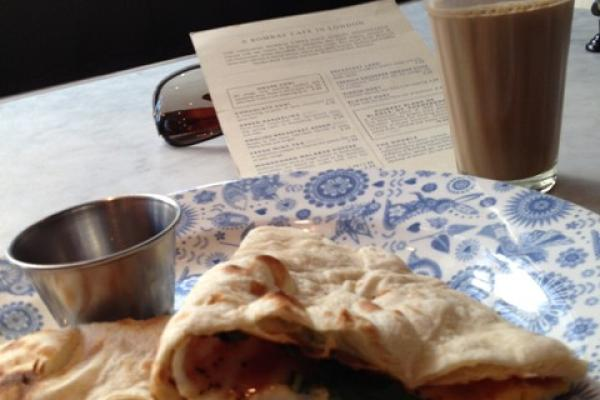 Dishoom, London Restaurant Review