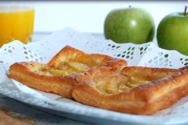 Individual Apple Tarts Cooking Recipe