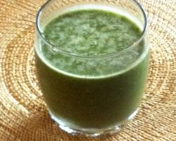 Anti-aging Green drink recipe