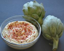 Artichoke Hummus Cooking Recipe