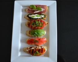 Burrata Crostinis - 6 ways Cooking Recipe