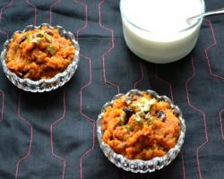 Sugarfree Carrot Halva Cooking Recipe