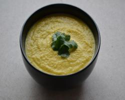 Curried Cauliflower Soup Cooking Recipe