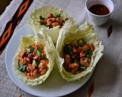Chicken Larb Cooking Recipe