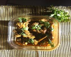 Chicken with Coriander Cooking Recipe