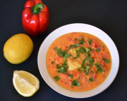Tanzanian Fish in Coconut Curry Cooking Recipe
