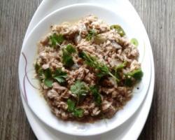 Tuna with Coconut Milk Recipe
