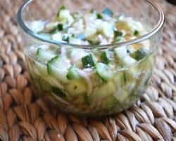 Cucumber Sambal Cooking Recipe