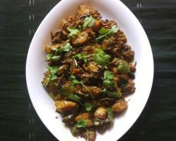 Fried Fish with Eggplant Cooking Recipe
