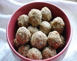 No-Bake Fruit & Nut Energy Bites Cooking Recipe