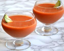 Gazpacho Bloody Mary Drink Recipe