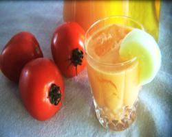 Gazpacho Andaluz Cooking Recipe