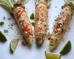 Mexican Street Corn (Elote) Cooking Recipe