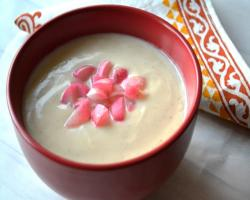 Hot Yogurt Soup Recipe