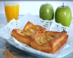 Individual Apple Tarts Cooking Recipe