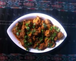 Karahi Chicken Cooking Recipe