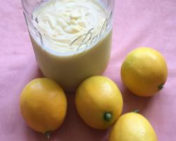 Microwave Meyer Lemon Curd Recipe