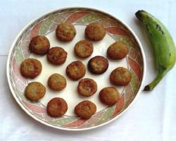 Plantain & Potato Fritters Cooking Recipe