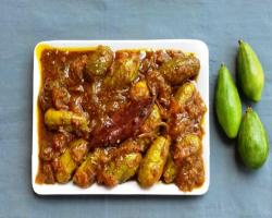 Pointed Gourd Sweet Curry Cooking Recipe