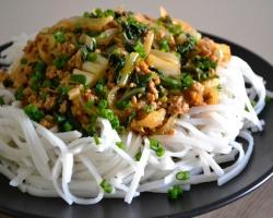 Sichuan Pork Ragu Cooking Recipe