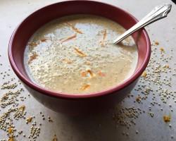 Quinoa Pudding Cooking Recipe