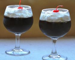 Red Wine Chocolate Mousse Dessert Recipe