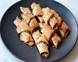 Artichoke Chipotle Rugalach Recipe
