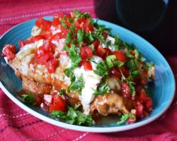 Slow Cooker Chicken Enchilada Cooking Recipe