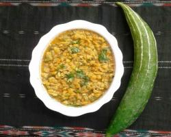 Snake Gourd Alkaline Stew Cooking Recipe