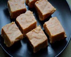 Microwave Sweet Potato Fudge Cooking Recipe