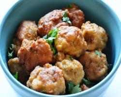 Ground Turkey Fritters Cooking Recipe