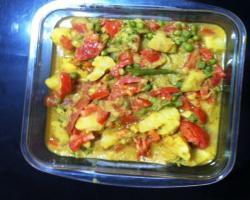 Vegetable Moilee Cooking Recipe