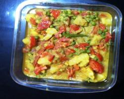 Vegetable Moilee Cooking Recipe