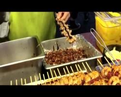 Street Food - Seoul Video