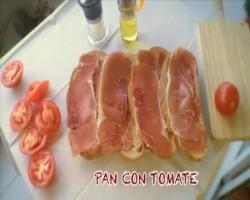 Pan con Tomate Recipe Video