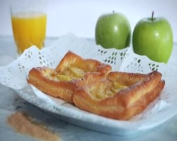 Individual Apple Tarts Recipe Video