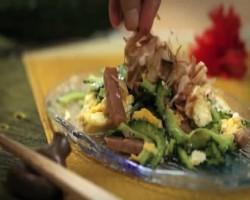 Goya Champuru (Bitter Melon Stir fry) Recipe Video