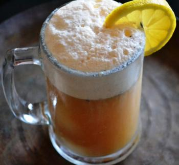 Beer Float Recipe