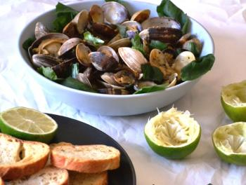 Malaysian Black Pepper Clams Cooking Recipe