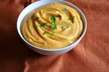 Cauliflower & Pumpkin Mash Recipe