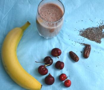Sleep-time Shake Recipe
