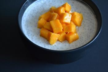 Chia Seed Meyer Lemon Pudding Cooking Recipe