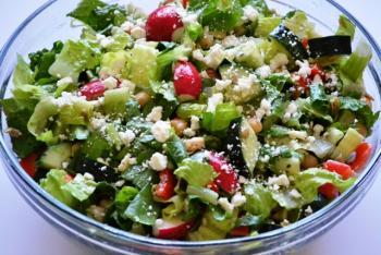 Chopped Salad Recipe