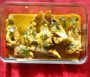 Fish Curry (Kalia) Cooking Recipe