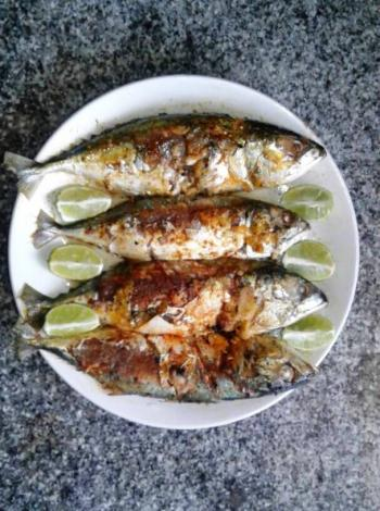 Fish Recheado (Stuffed fish) Cooking Recipe