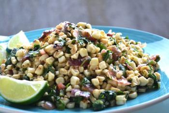 Grilled Corn Salsa Cooking Recipe