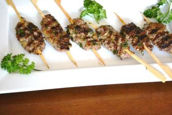 Ground Lamb Kebabs Cooking Recipe