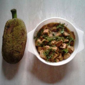 Jackfruit Masala Cooking Recipe