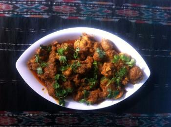Karahi Chicken Cooking Recipe